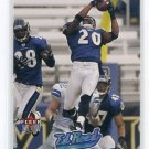 ED EDWARD REED 2005 Fleer Ultra #89 Baltimore Ravens MIAMI CANES Hurricanes