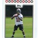 JOSH JOHNSON 2008 Topps #340 ROOKIE TB Bucs QB