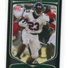 RASHAD JENNINGS 2009 Bowman #149 ROOKIE Jacksonville Jaguars