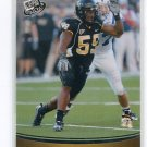AARON CURRY 2009 Press Pass #42 ROOKIE Seahawks WAKE FOREST