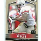 CHRIS BEANIE WELLS 2009 Sage Hit GLOSSY SP #78 ROOKIE Cardinals OHIO STATE