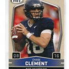 CHASE CLEMENT 2009 Sage Hit #61 ROOKIE Rice QB