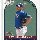 ROY HALLADAY 2002 Fleer Tradition Update All-Star #U321 Blue Jays PHILLIES