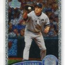 LANCE BERKMAN 2011 Topps DIAMOND SP #144 New York NY Yankees
