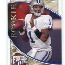 JOSH FREEMAN 2009 Upper Deck UD Football Heroes #154 ROOKIE Tampa Bay Buccaneers KANSAS STATE QB