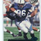 COURTNEY BROWN 2000 Press Pass BLUE TORQUER #3 ROOKIE INSERT Penn State BROWNS