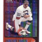 COURTNEY BROWN 2000 Fleer Tradition Rookie Retro #RR9  ROOKIE INSERT Penn State BROWNS