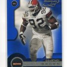 COURTNEY BROWN 2001 Quantum Leaf  #44 Penn State BROWNS