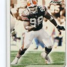 COURTNEY BROWN 2001 Fleer Focus #64 Penn State BROWNS