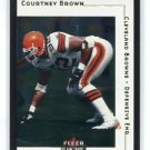 COURTNEY BROWN 2001 Fleer Premium #116 Penn State BROWNS