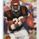 Ki-JANA CARTER 1995 Classic Draft #99 ROOKIE Penn State BENGALS