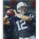 KERRY COLLINS 1995 Classic Draft FOIL #104 ROOKIE Penn State CAROLINA Panthers QB