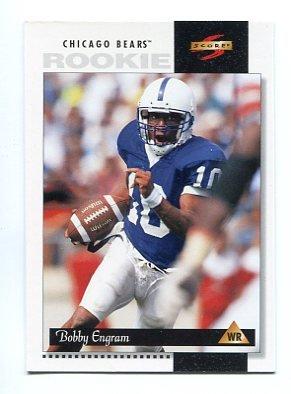 BOBBY ENGRAM 1996 Score #222 ROOKIE Penn State BEARS