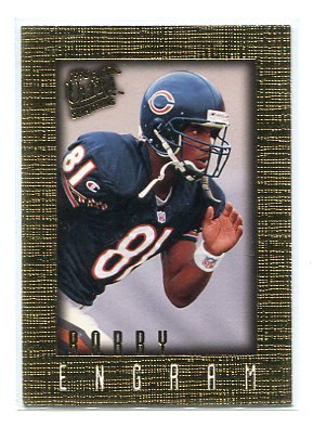 BOBBY ENGRAM 1996 Fleer Ultra Sensation GOLD SP #19 ROOKIE Penn State BEARS