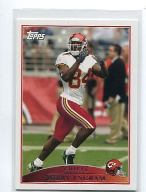 BOBBY ENGRAM 2010 Topps #88 Penn State KANSAS CITY KC Chiefs