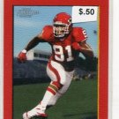 TAMBA HALI 2006 Topps Turkey Red #204 ROOKIE Penn State KC CHIEFS