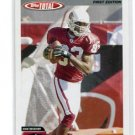 BRYANT JOHNSON 2004 Topps Total FIRST EDITION #103 Penn State Nittany CARDINALS Detroit Lions