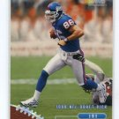 JOE JUREVICIUS 1998 Topps Stadium Club #185 ROOKIE Penn State Nittany Lions NEW YORK NY Giants