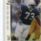 JIMMY KENNEDY 2003 Press Pass JE #22 Penn State RAMS Rookie