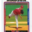 RYAN MADSON 2005 Topps #430 Philadelphia Phillies