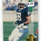 REGGIE GIVENS 1993 Classic Four Sport Collection #165 Rookie PENN STATE Nittany Lions