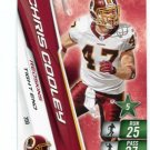 CHRIS COOLEY 2010 Panini Adrenalyn #390 Redskins
