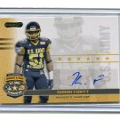 KHAIRI FORTT 2010 Razor Army All-American AUTO Autograph Penn State Nittany Lions CAL BEARS
