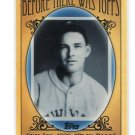 "2011 Topps - Before There Was Topps INSERT Gum inc., 1939 ""Play Ball"" #BTT6"