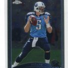 KERRY COLLINS 2009 Topps Chrome #TC61 TITANS Penn State QB