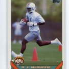 O.J. OJ McDUFFIE 1993 Topps #326 Rookie PENN STATE Nittany Lions MIAMI Dolphins