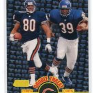 CURTIS ENIS 1998 Topps Stadium Club Double Threats INSERT #DT2 ROOKIE Penn State BEARS