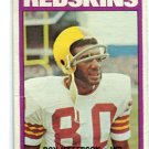 ROY JEFFERSON 1972 Topps #142 Redskins UTAH Utes B