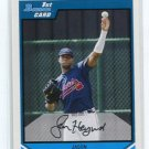 JASON HEYWARD 2007 Bowman #BDPP54 ROOKIE Atlanta Braves