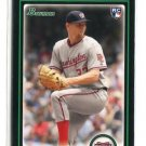 STEPHEN STRASBURG 2010 Bowman Draft Picks #BDP1 ROOKIE Washington Nationals