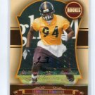 LAWRENCE TIMMONS 2007 Donruss Classics Significant Signatures AUTO ROOKIE Steelers FLORIDA ST #d/100