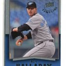 ROY HALLADAY 2008 Upper Deck UD Timeline #35 Blue Jays PHILLIES