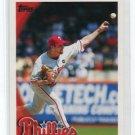 CLIFF LEE 2010 Topps #132 Philadelphia Phillies