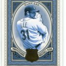 CLIFF LEE 2009 SP Legendary Cuts #31 Indians PHILLIES