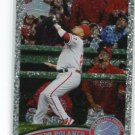 PLACIDO POLANCO 2011 Topps DIAMOND SP #89 Philadelphia Phillies