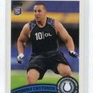 ANTHONY CASTONZO 2011 Topps #337 ROOKIE Colts BOSTON COLLEGE