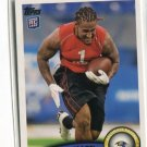 ANTHONY ALLEN 2011 Topps #82 ROOKIE Ravens GEORGIA TECH