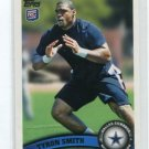 TYRON SMITH 2011 Topps #69 ROOKIE Dallas Cowboys USC Trojans