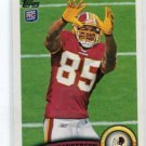 LEONARD HANKERSON 2011 Topps #11 ROOKIE Redskins MIAMI CANE