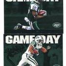 SHONN GREEN 2011 Topps Game Day INSERT New York NY Jets IOWA HAWKEYES