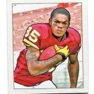 LEONARD HANKERSON 2011 Topps 52 Bowman Mini INSERT ROOKIE Redskins