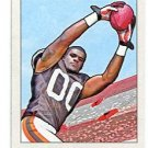 GREG LITTLE 2011 Topps 52 Bowman Mini ROOKIE INSERT Browns NORTH CAROLINA Tarheels WR