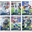 (11) Dallas COWBOYS 2011 Topps Team Lot NO DUPES