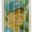 MIKE SCHMIDT / DALE MURPHY / KEITH HERNANDEZ 1986 Sportflics Tri-Stars #62 Philadelphia Phillies