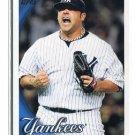 JOBA CHAMBERLAIN 2010 Topps #363 New York NY Yankees