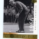 JACK NICKLAUS 2001 Upper Deck UD The Golden Bear 1966